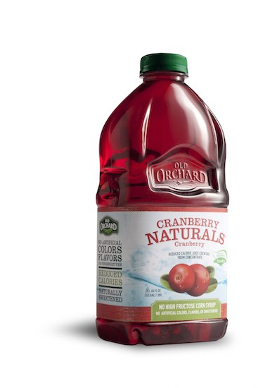 Old Orchard Cran-Naturals Printable Coupon