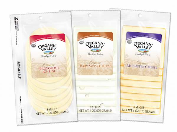 Organic Valley Sliced Cheese Printable Coupon