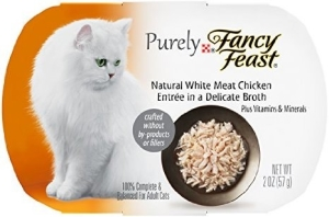 Purina Fancy Feast Purely Wet Cat Food Printable Coupon