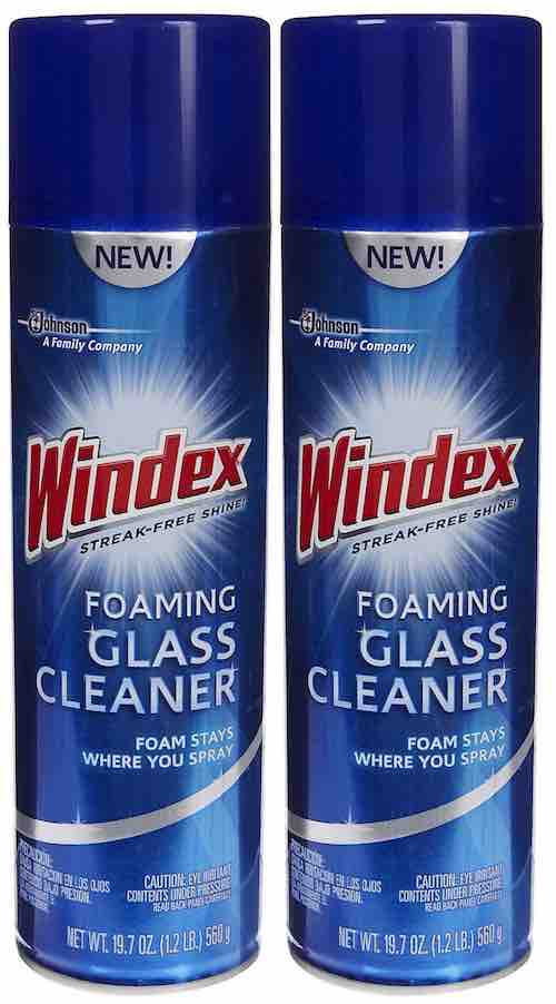 Windex Aerosol Glass Cleaner Printable Coupon