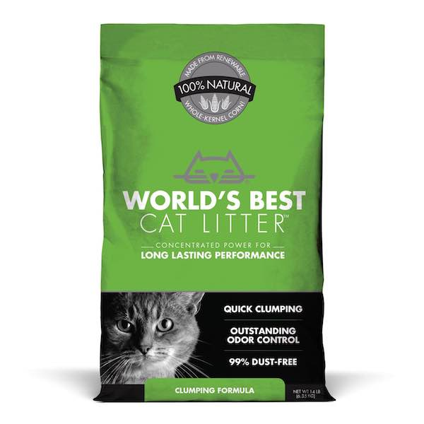 World's Best Cat Litter Printable Coupon