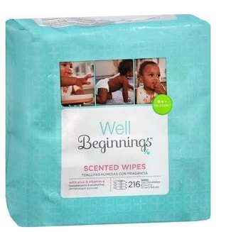 well-beginnings baby Wipes Printable Coupon