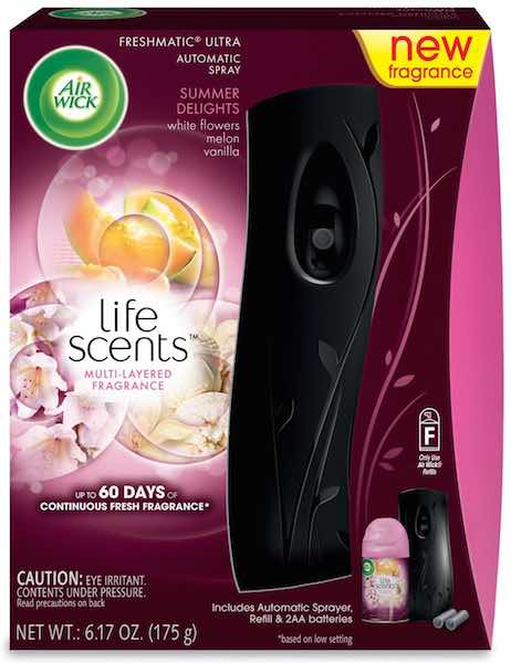 Air Wick Freshmatic Kit Ultra Starter Kit Printable Coupon