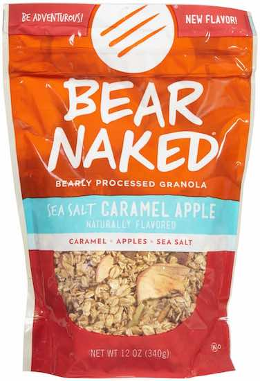 Bear Naked Granola Printable Coupon