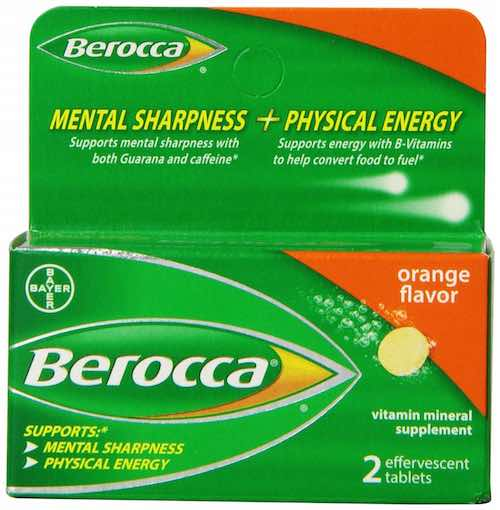 Berocca Printable Coupon