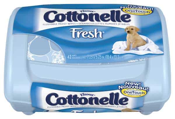 Cottonelle-Moist-Wipes Printable Coupon