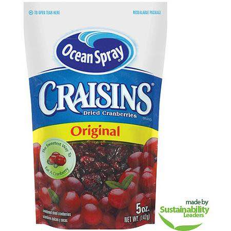 Craisins Printable Coupon