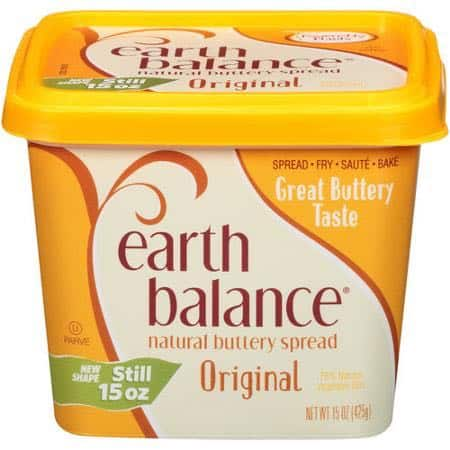 Earth Balance Spreads Printable Coupon