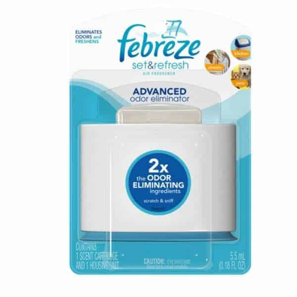 Febreze Set & Refresh Printable Coupon