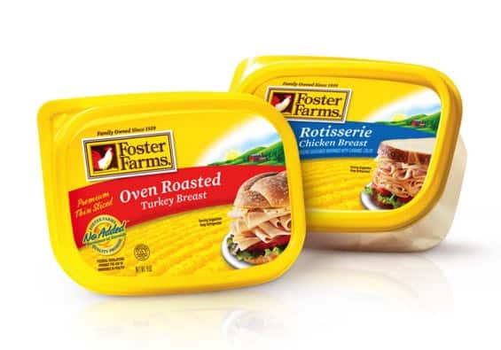 Foster Farms Lunch meat Printable Coupon