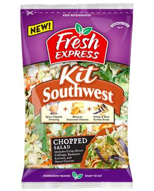 Fresh Express Chopped Salad Kit Printable Coupon