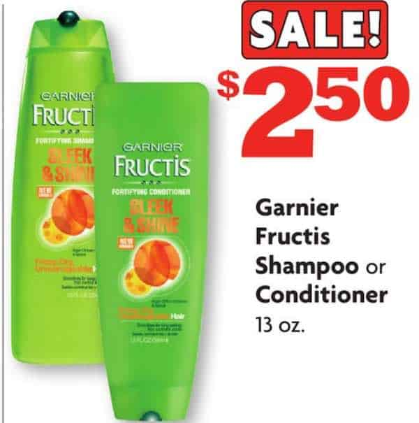 Garnier Fructis Printable Coupon