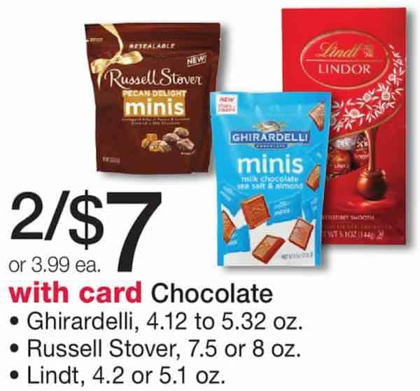image about Ghiradelli Printable Coupons called Ghirardelli® Chocolate Printable Coupon - Printable Discount coupons