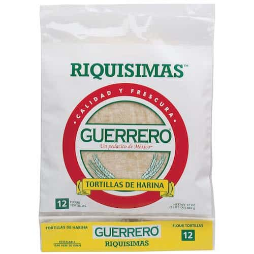Guerrero Riquisimas Flour Tortillas Printable Coupon