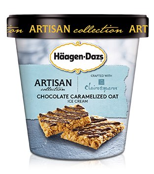 graphic relating to Haagen Dazs Coupon Printable referred to as Certainly! Haagen-Dazs Ice Product Accurately $2.41! - Printable Discount coupons