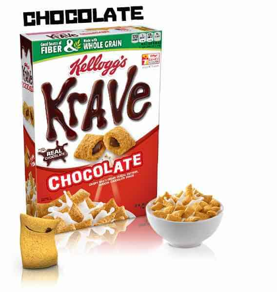 Krave Cereal Printable Coupon