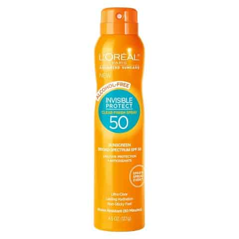 L'Oreal Advanced Suncare Products Printable Coupon