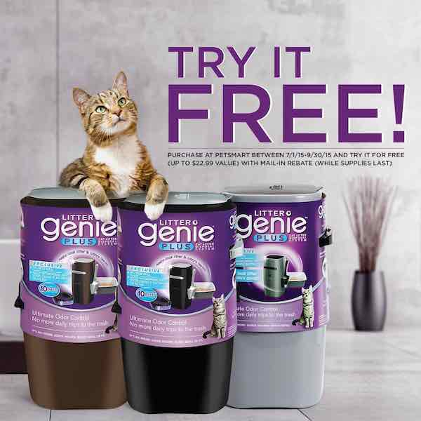 Littergenie mail in rebate