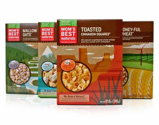 Mom's Best Cereal Printable Coupon