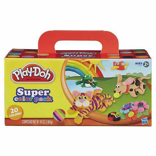 PLAY-DOH Super Color Pack Printable Coupon