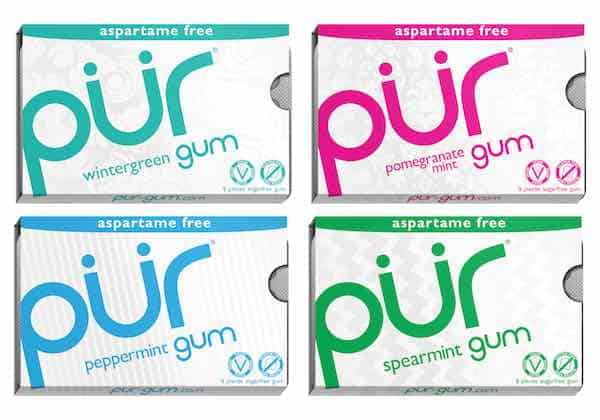 PUR GUM Snap Offer