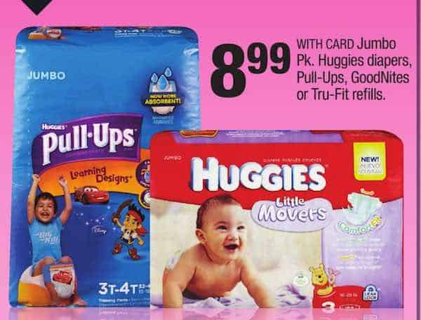 Pull-Ups Products Printable Coupon
