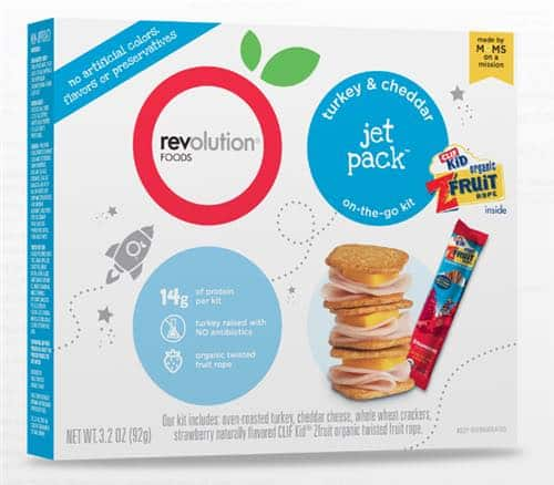 Revloution Foods Jet Pack Printable Coupon