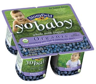 Stonyfield Yo Baby Yogurt Printable Coupon