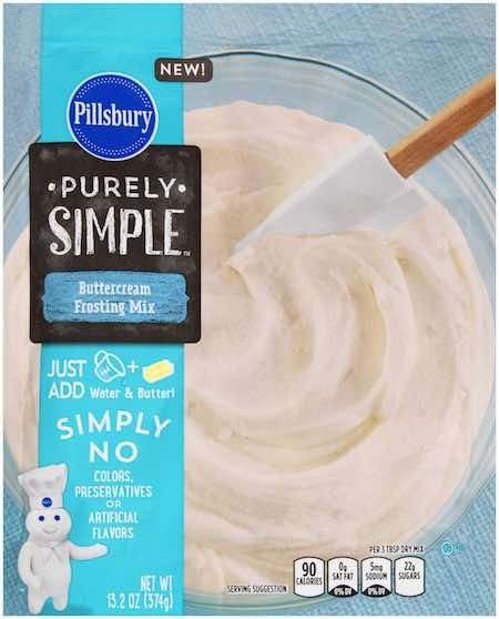 pillsbury purely simple frosting Printable Coupon