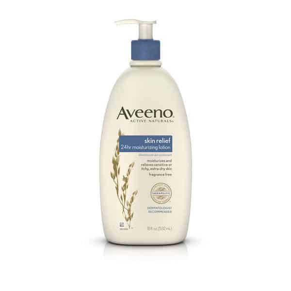 Aveeno® Active Naturals Skin Relief 24hr Moisturizing Lotion Printable Coupon
