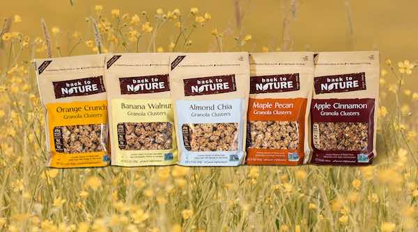 Back To Nature Granola Printable Coupon