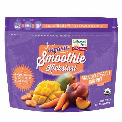 Earthbound Organic Smoothie Kickstart Printable Coupon