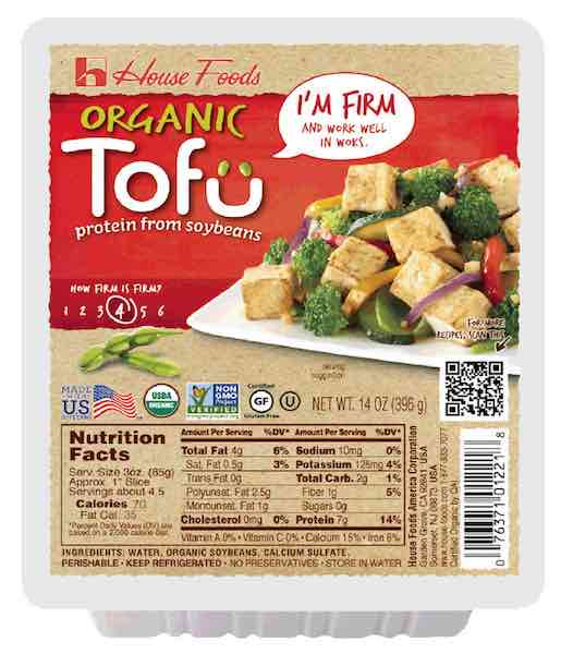 House Foods Organic TOFU Printable Coupon