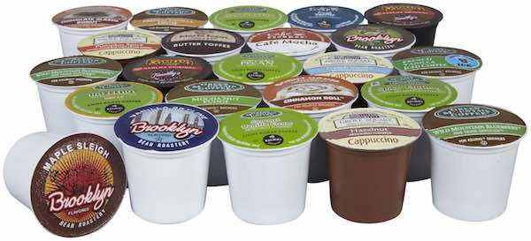 K-Cup Sample