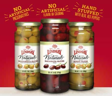 Lindsay Specialty Olives Printable Coupon