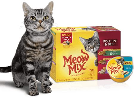 Meow Mix Printable Coupon