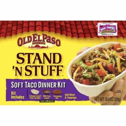 Old El Paso Printable Coupons
