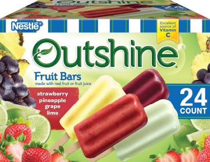 Outshine Snacks Printable Coupon