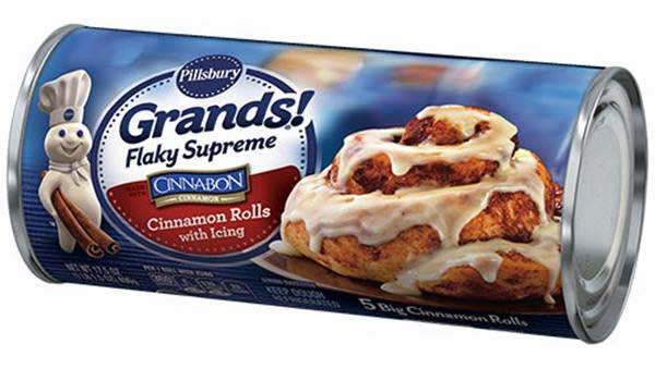 Pillsbury Cinnamon rolls Printable Coupon