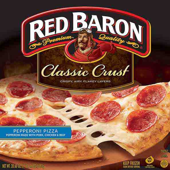 Red Baron Pizza Printable Coupon