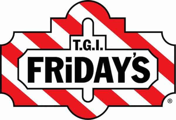 TGI Friday's Printable Coupon