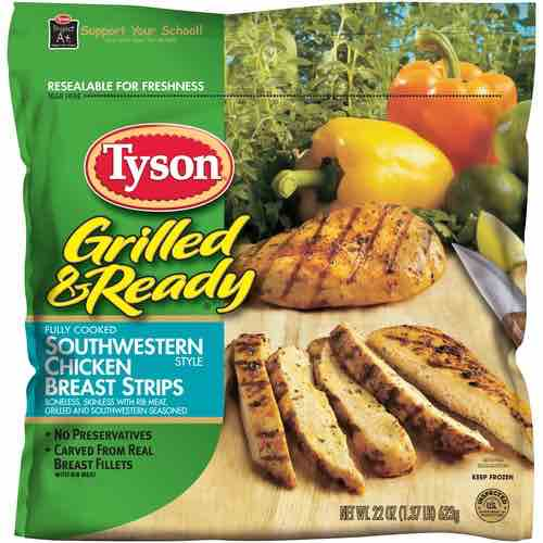 Tyson Grilled and Ready Chicken Printable Coupon