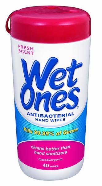 Wet Ones Wipes Printable Coupon