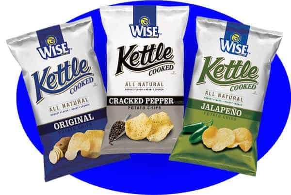 Wise Kettle Chips Printable Coupon