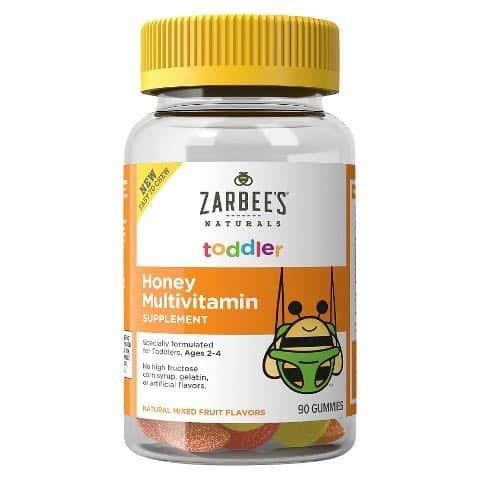 Zarbee's Natural's Honey Vitamins Printable Coupon