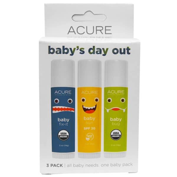 Acure Baby Products Printable Coupon