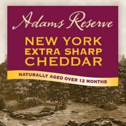 Adams Reserve New York Extra Sharp Cheddar