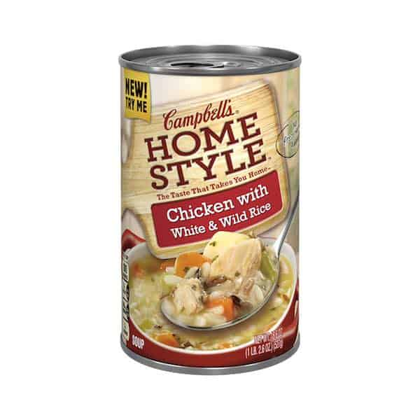 photograph about Taste of the Wild Coupons Printable referred to as Homestyle Canned Soups Printable Coupon - Printable Discount coupons
