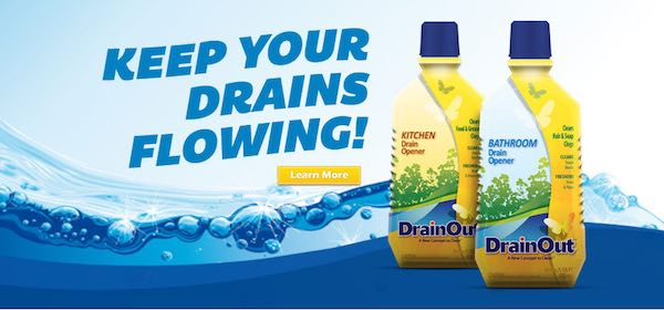 Drain Out Printable Coupon