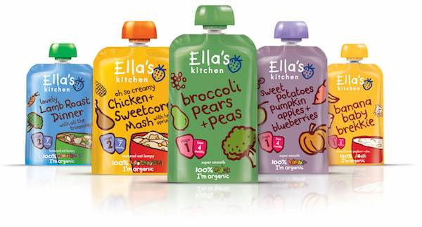 Ella's Kitchen Baby Pouches Printable Coupon